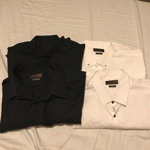 Bundle of 4 Zara Mens Shirts